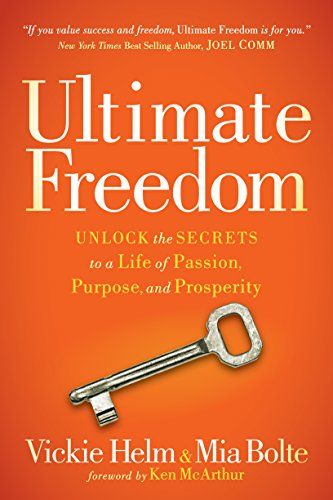 Ultimate Freedom by Vickie Helm & Mia Bolte ebook deal