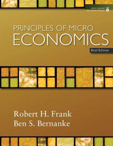 Loose-leaf Principles of Microeconomics Brief