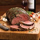 Omaha Steaks 1 (4 lbs.) Boneless Heart of Prime Rib Roast