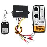 Auto Car 12v Wireless Remote Control KIT for Truck Jeep or ATV Winch
