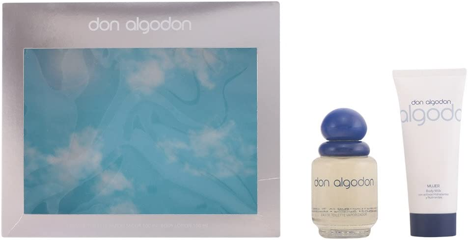 Don Algodon Don Algodon Clasica Lote 2 Pz: Amazon.es: Belleza