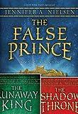 The Ascendance Trilogy Set of 3 Books: The False Prince: Book 1 of the Ascendance Trilogy / The Runaway King: Book 2 of the Ascendance Trilogy / The Shadow Throne: Book 3 of The Ascendance Trilogy