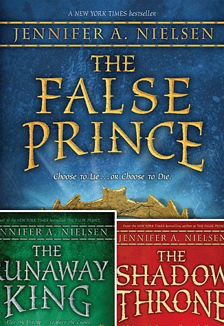 The Ascendance Trilogy Set of 3 Books: The False Prince: Book 1 of the Ascendance Trilogy / The Runaway King: Book 2 of the Ascendance Trilogy / The Shadow Throne: Book 3 of The Ascendance Trilogy