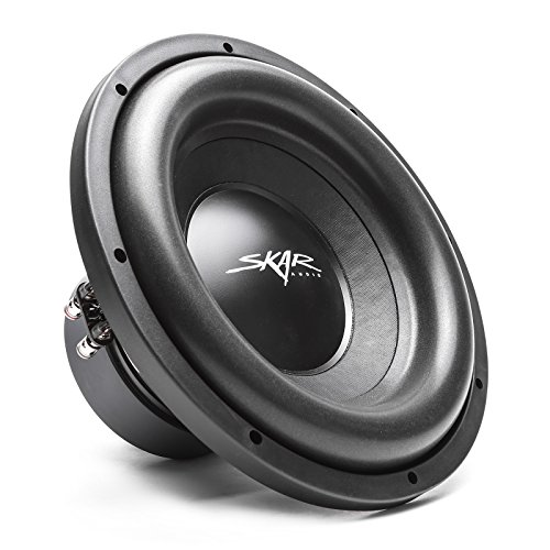 Skar Audio SDR-12 D2 12″ 1200 Watt Max Power Dual 2 Ohm Car Subwoofer