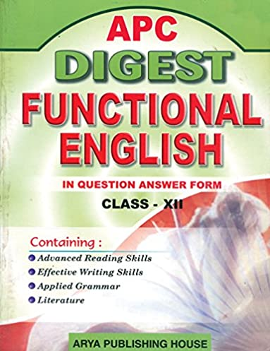apc digest functional english class xii amazon in r k jain rh amazon in CBSE Class 12 Result 2013 CBSE Result Class 12