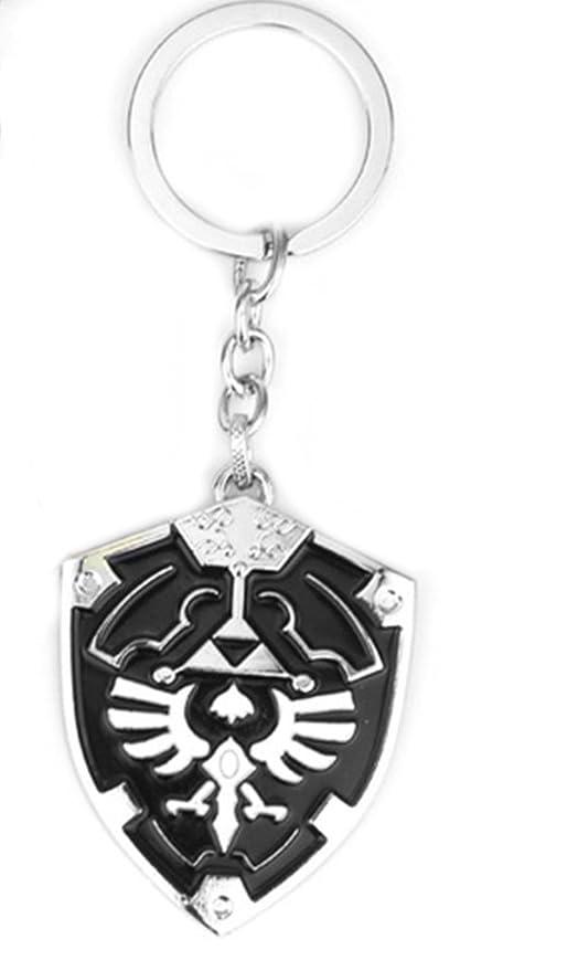 Outlander Gear la Leyenda de Zelda Logo Llavero con incluye ...