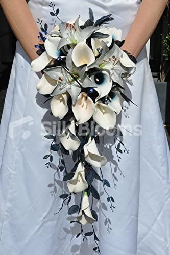 Amazon Com Silk Blooms Ltd Beautiful Artificial Calla Lily And