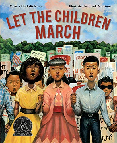 Let the Children March (Poems Written By Martin Luther King Jr)