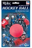 Mylec Cold Weather Hockey Balls, (Pack of 6) Pink
