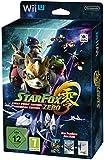 Star Fox Zero First Print Limited Edition WII U