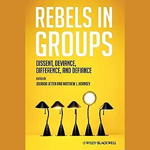 Rebels in Groups Audiobook