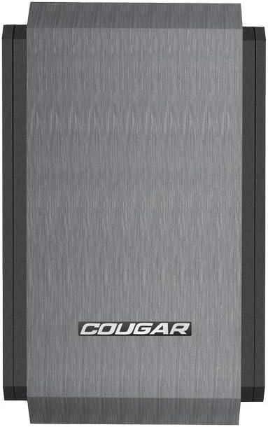 Cougar Qbx Mini Itx Gehäuse Schwarz Mesh Window Elektronik