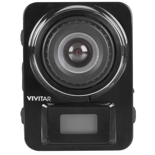 Vivitar DVR906HD HD Life Cam Digital Video Camera Camcorder (Black)