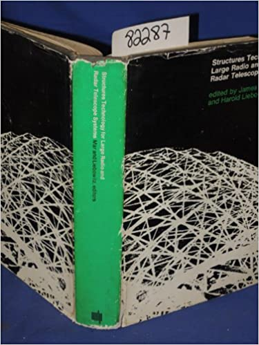 Book Structures Technology for Large Radio and Radar Telescope Systems