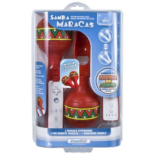 Samba Maracas - Nintendo Wii (Wii Maraca)