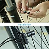 Blusmart Bike Computer Bicycle Speedometer with