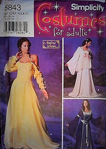 Amazon.com: OOP Simplicity SEWING PATTERN 0603. Misses Sizes 4,6,8 ...