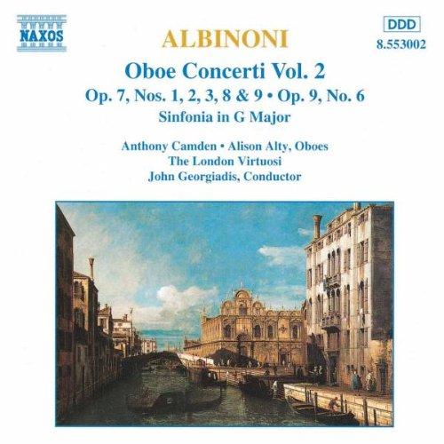 (Oboe Concerti 2)