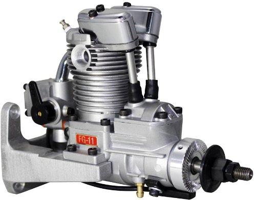 primera reputación de los clientes primero Saito motores FG-11 único cilíndrica motor de gas gas gas  BZ  Envío rápido y el mejor servicio
