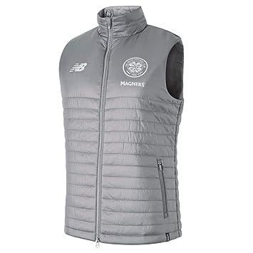 New Balance 2018 2019 Celtic Elite Training Gilet (Grey