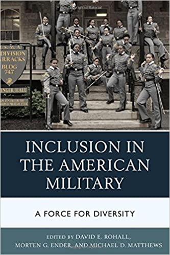 amazon inclusion in the american military a force for diversity