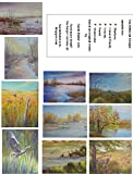 Artistic Landscapes Coloring Book - Vol. 2 - 10 More Real Paintings for the Adult