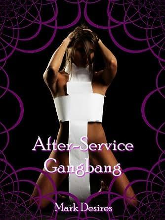 After-Service Gangbang (Church Gangbang, Triple