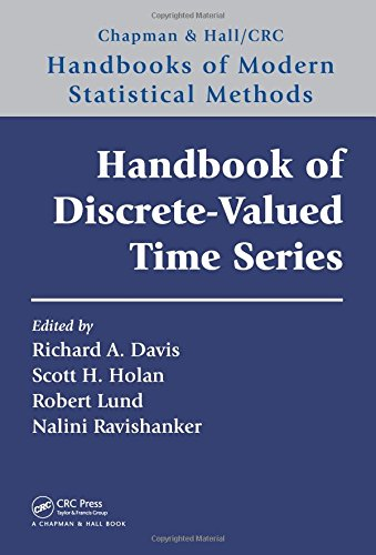 Handbook of Discrete-Valued Time Series (Chapman & Hall/CRC Handbooks of Modern Statistical Methods)