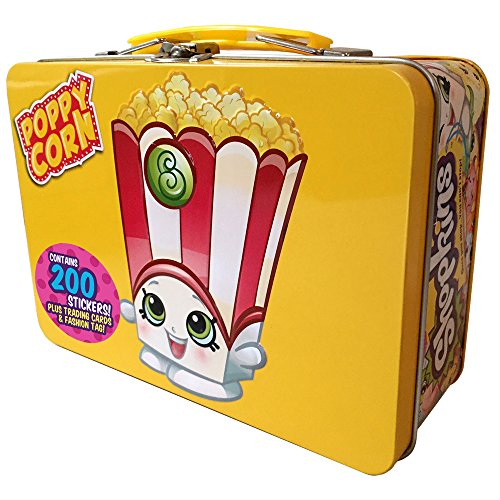 - Shopkins Tin Featuring Poppy Corn