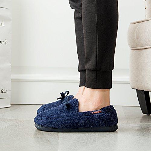 Pantofole Evidenziarsi Indossare Dovessero 41 Caldo Laxba 43 Di Youth42 Felpa Pantofola Uomini Imbottito Inverno Codice Cotone Nelle Tibetano Di consiglia Donne Scarpe 40 qwX8B4F
