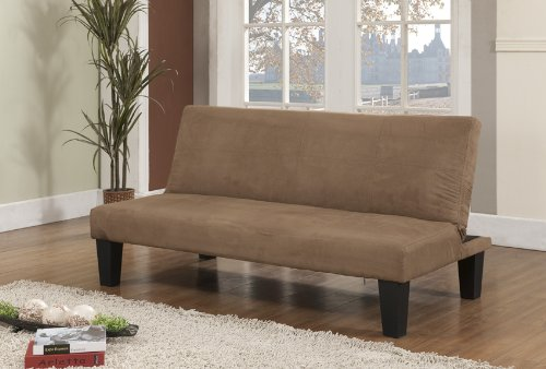 Us Pride Furniture Ava Modern Reversible Fabric Loveseat