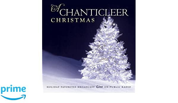 Chanticleer Christmas: Chanticleer: Amazon.ca: Music