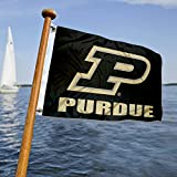 Purdue Boat and Nautical Flag For Sale