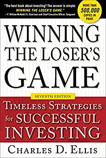 Book Cover: Winning the Loser's Game, Seventh Edition: Timeless Strategies for Successful Investing
