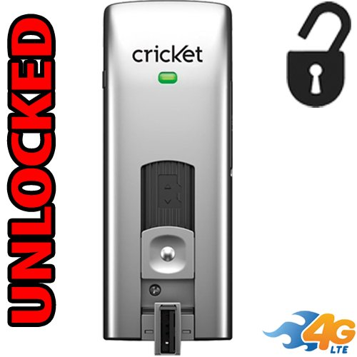 Unlocked Modem USB 4G LTE Huawei E397u-53 Worldwide Hotspot Service Required Only T-mobile in US (Cricket Usb Modem)