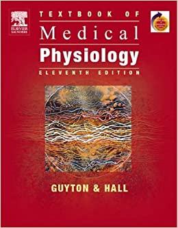 textbook of medical physiology 11th eleventh edition arthur c