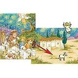 Warten aufs Weihnachtsfest: Der magnetische Adventskalender