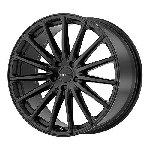 HELO HE894 SATIN BLACK HE894 18x8 5x114.30 SATIN BLACK (38 mm) rims ()