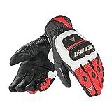 DAINESE 4-Stroke Evo Gloves - White/Red/Black XL