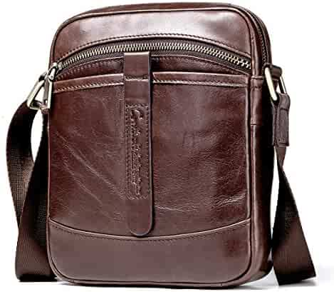cf561a2a3012 Shopping Contacts - Leather - Messenger Bags - Luggage & Travel Gear ...