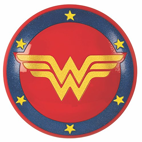 Rubie's DC Super Hero Girls Wonder Woman Shield, ,