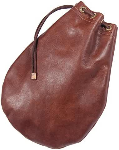 Col. Littleton Leather Possibles Bag Pouch No. 3 - Large