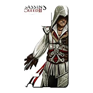 samsung note 4 case cover Protection pattern phone case cover assasins creed ii