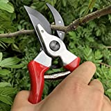 "gonicc 8"" Professional Sharp Bypass Pruning"