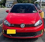 Bumper Tow Hook License Plate Mount Bracket For Volkswagen MK7 Golf GTi 2015 2016 2017 2018
