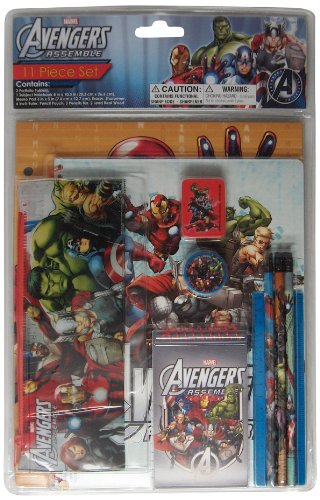 marvel avengers school supplies - 1