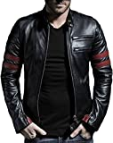 Leather Retail Wolverine Faux leather Jacket-M