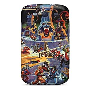 Bumper Hard Phone Covers For Samsung Galaxy S3 With Allow Personal Design Fashion Disney Cartoon 2015 Skin AaronBlanchette