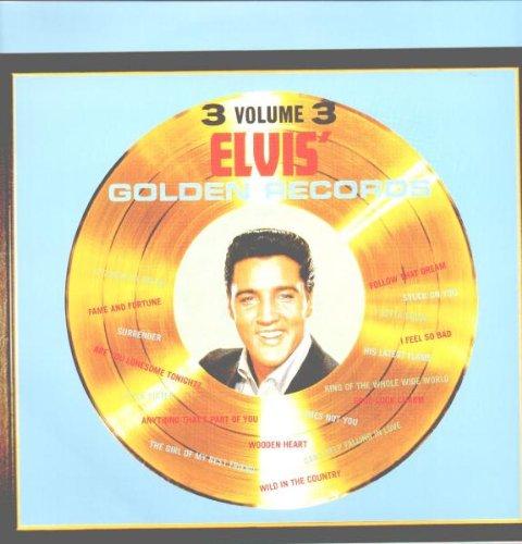 UPC 078636746418, Elvis' Golden Records, Vol. 3 [Vinyl]