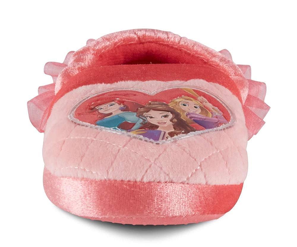Disney Princess Slippers for Toddler Girls
